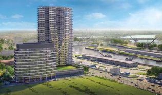Slovenský projekt Klingerka získal stavební povolení, stane se novou dominantou projektu