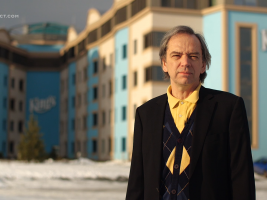Architekt Ivo Nahálka v pořadu Díla architektů