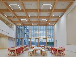 Základní škola Amos (SOA architekti), Foto: BoysPlayNice