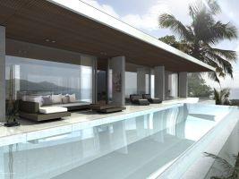 Soukromá rezidence, Seychelles Villa, Seychely , 1