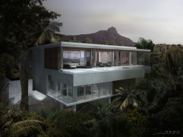 zdroj Radan Hubička Popisek: Soukromá rezidence, Seychelles Villa, Seychely