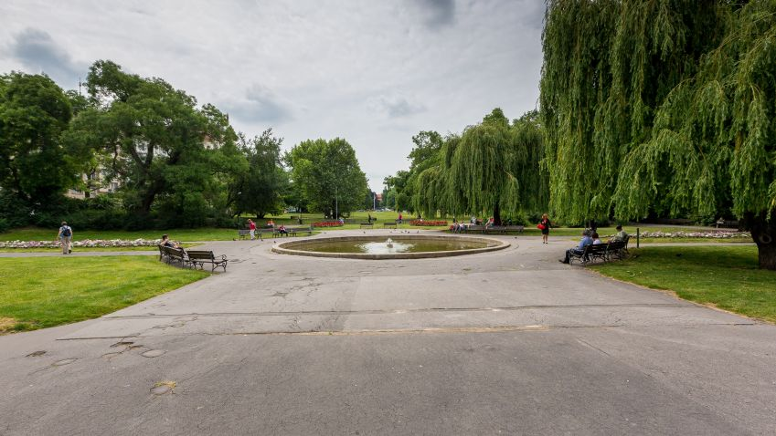 Soutěž na revitalizaci Karlova náměstí zná finalisty, jsou mezi nimi týmy z Česka i zahraničí