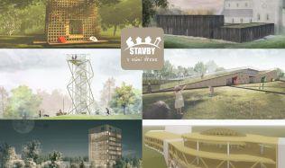 Soutěž Stavby s vůní dřeva: Je to materiál budoucnosti