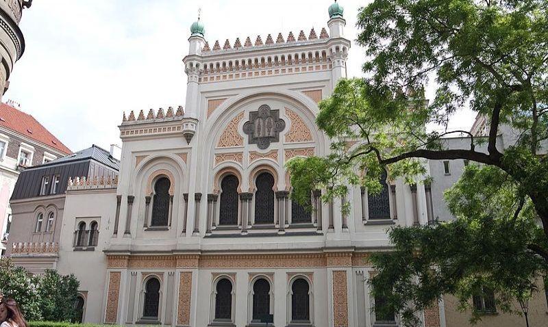 Španělská synagoga v Praze byla zasvěcena před sto padesáti lety