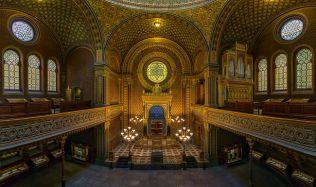 Španělská synagoga v Praze se po roce a půl otevírá veřejnosti