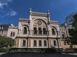 Spanelskasynagoga_exterier