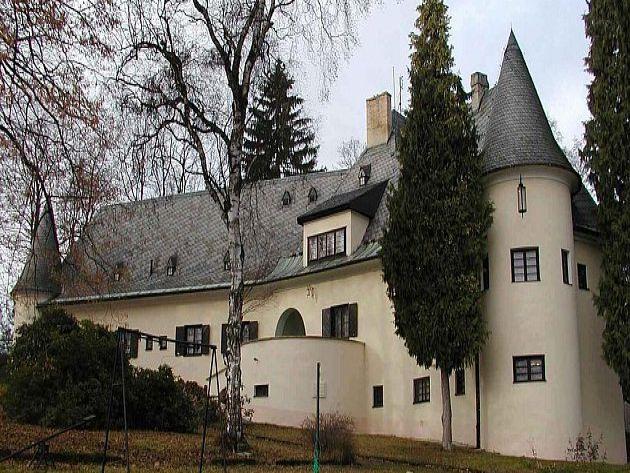 Spitzerova vila: Honosné sídlo velkopodnikatele vybudované v zámeckém stylu