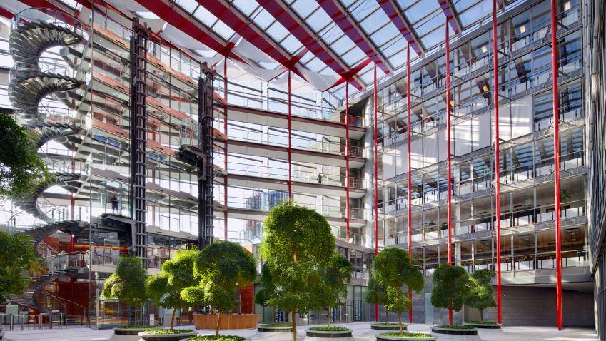 Společnost CA Immo zaznamenala úspěch na poli pronájmu pražských kancelářských budov