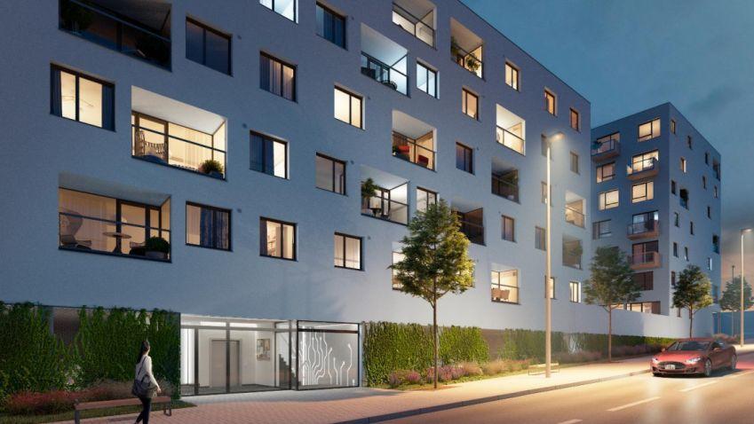 Společnost Finep zvýšila tržby z prodeje bytů o dvě pětiny