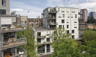 Spreefeld River Co-Housing in Berlin, Germany