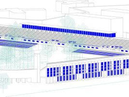 zdroj Veronika Indrová Popisek: Vizualizace přestavby stadionu Strahov