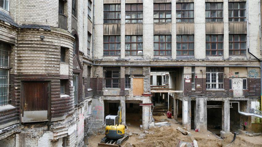 Stagnujícímu stavebnictví by mohla pomoci oživená bytová výstavba