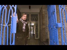 Štencův dům – vstup do vestibulu