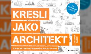 Steve Bowkett: Kresli jako architekt