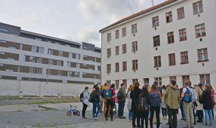 Studenti projektují přestavbu pardubického ghetta v moderní obytný komplex