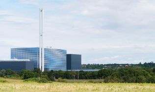 SUEZ Energy from Waste Facility in Suffolk, UK by Grimshaw