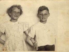 Petr a Suzanna Winternitzovi, 1933