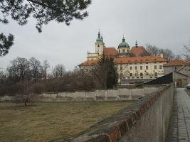 zdroj Wikimedia commons/Txllxt TxllxT Popisek: Svatý Kopeček, Olomouc, Bazilika Navštívení Panny Marie