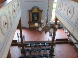 zdroj Pavel Halla Popisek: Synagoga v Hartmanicích