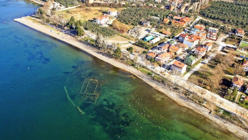 Tajemství zatopeného kostela v Turecku: Má počátky v pohanských dobách
