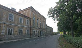 Terezín opraví Wieserův dům, bývalé kasino pro důstojníky