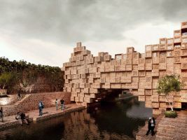 The Bridge by Sanjay Puri Architects