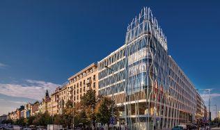 The Flow Building sklízí úspěchy, projekt získal prestižní akreditaci i díky své udržitelnosti