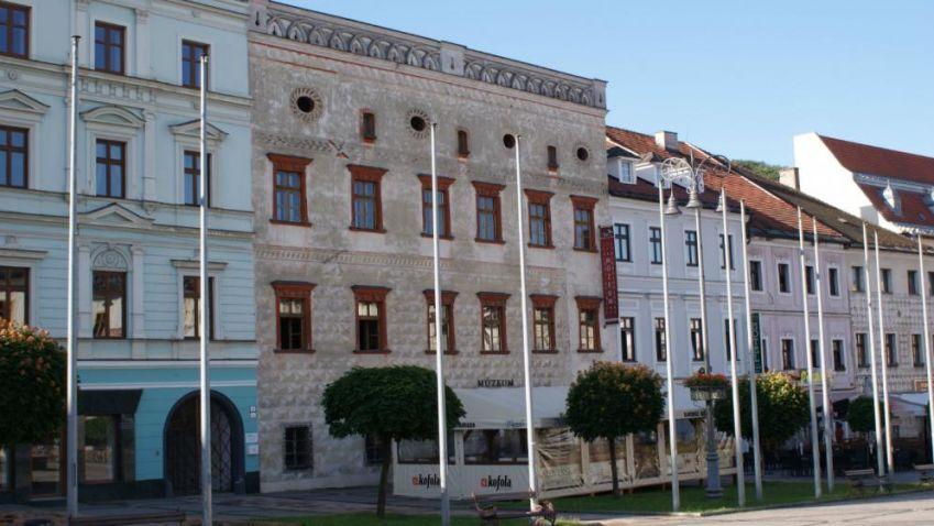 Thurzův dům v Banské Bystrici čeká rekonstrukce