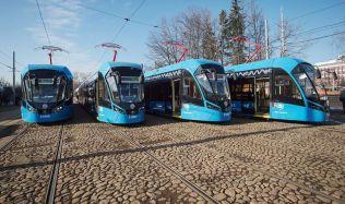 Tramvaj bez řidiče bude jezdit v Moskvě, v Paříži je to už běžné