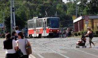 Tramvajová trať do Zdib bude vznikat pod taktovkou sdružení firem
