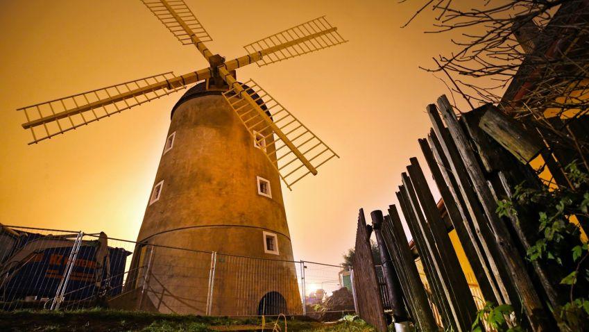 Třebíč finišuje s rekonstrukcí větrného mlýna, na jaře se zpřístupní veřejnosti