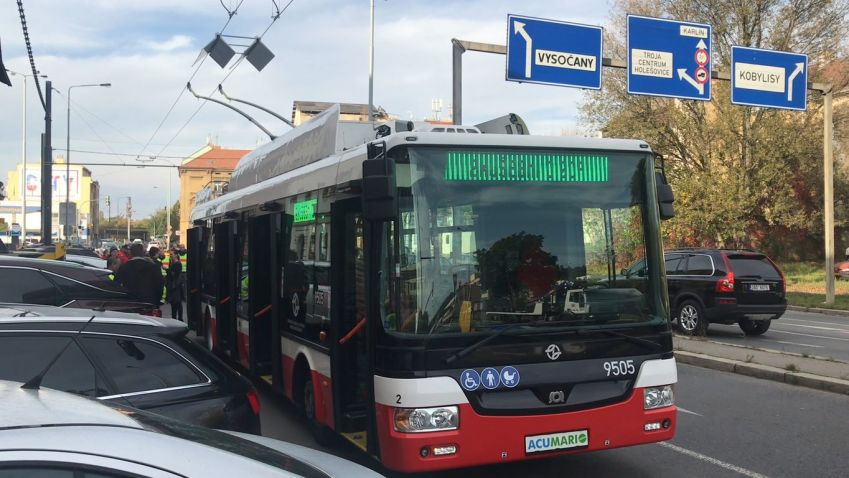 Trolejbusy v Praze? Už dnes se v nich můžete svézt