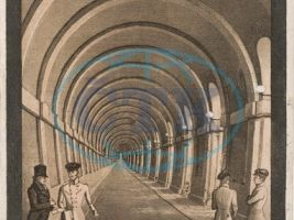 zdroj ČTK/ Popisek: Rotherhithe tunnel