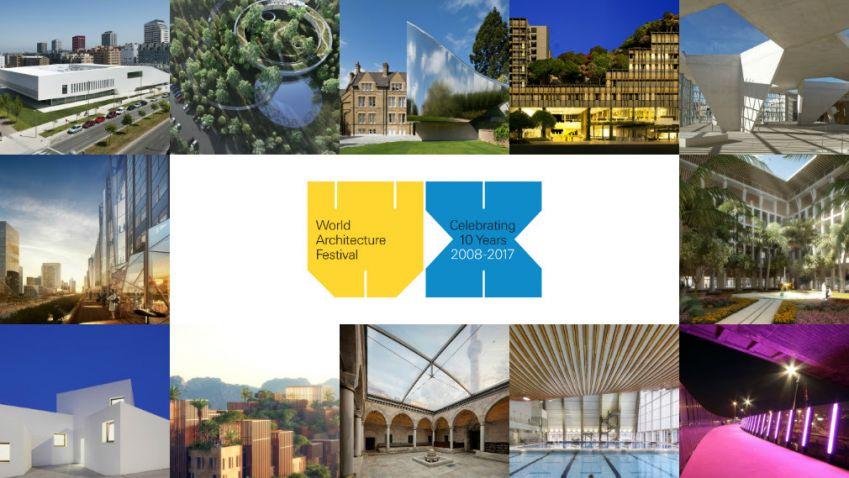 TV Architect mediálním partnerem Festivalu světové architektury 2017 v Berlíně