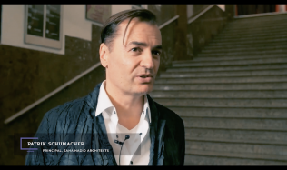 TV Architect meets Patrik Schumacher at Symposium of Experimental Architecture in Prague