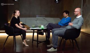 TV Architect představuje: ABTSMOLEN (Štěpán Abt a Ďuro Smoleň)