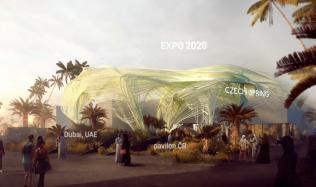 TV Architect představuje: Národní pavilon pro Expo 2020 od architektonického atelieru Formosa
