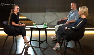 TV Architect představuje: under-construction architects (Erika a Vladimír Vašutovi)