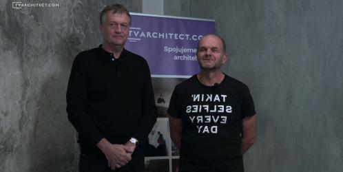 TV Architect v regionech - TV Architect v regionech: Atelier D.R.N.H.