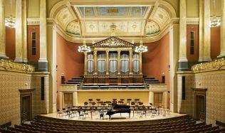 Koalice plánuje novou koncertní síň. Hala v budoucnu pojme až 2200 návštěvníků