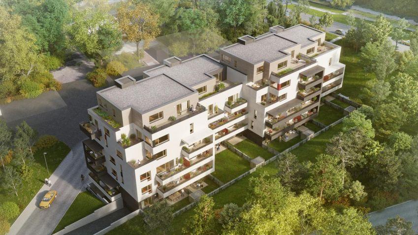 U Modřanské rokle postaví další domy