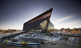 U.S. Bank Stadium in Minneapolis, USA by HKS