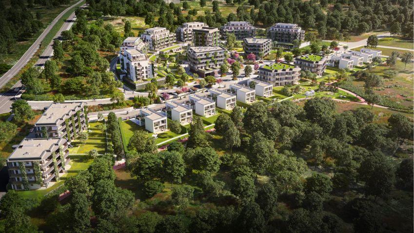 UBM zahájila předprodej první stovky bytů v projektu Arcus City