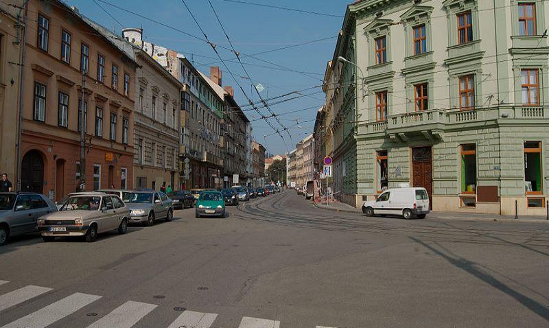 Údolní ulice v Brně bude opět otevřena