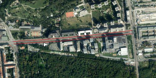 Ulice Olšanská na Praze 3 projde proměnou. Revitalizace se dočká i její okolí