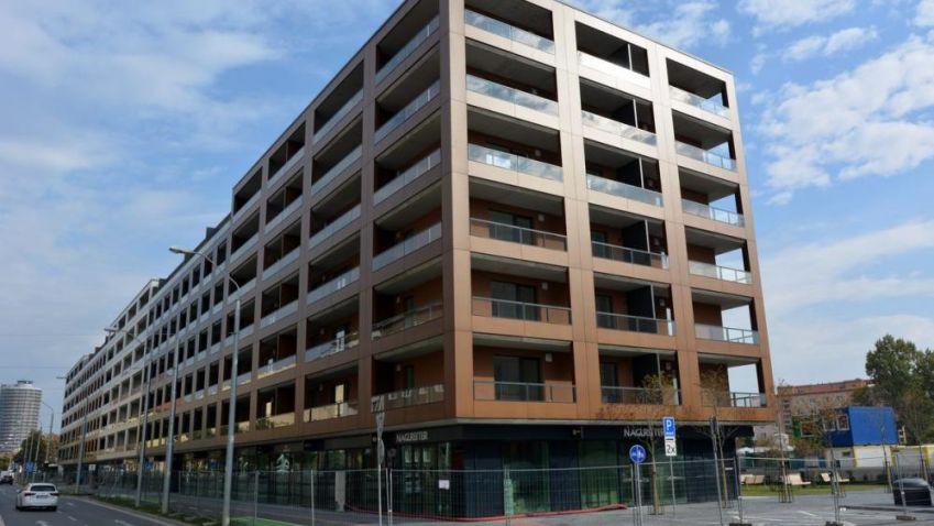 Urban Residence na Slovensku je budoucností bydlení