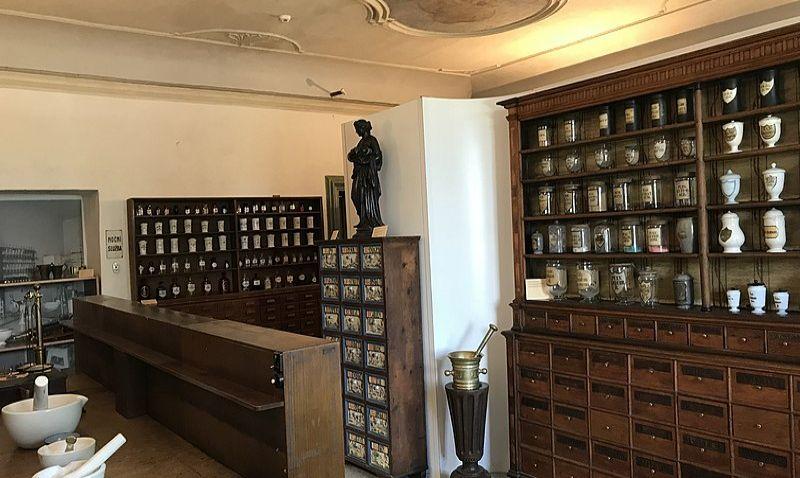V barokním skvostu Kuks začala rekonstrukce podlahy