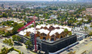 V Beverly Hills v USA roste architektonický unikát