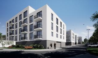 V blízkosti Obchodního centra Plzeň vybuduje Trigema bytový areál