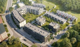 V Braníku začíná vyrůstat bytový areál s 15 řadovými domy a 140 novými byty